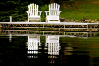 chair reflections